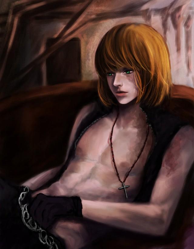 Mãn nhãn khi chiêm ngưỡng bộ fanart tuyệt đẹp lấy cảm hứng từ các nhân vật trong series Death Note - Ảnh 5.