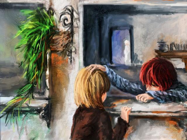 Mãn nhãn khi chiêm ngưỡng bộ fanart tuyệt đẹp lấy cảm hứng từ các nhân vật trong series Death Note - Ảnh 6.