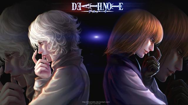 Mãn nhãn khi chiêm ngưỡng bộ fanart tuyệt đẹp lấy cảm hứng từ các nhân vật trong series Death Note - Ảnh 12.