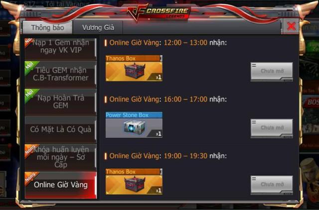 CFL: Nhận ngay CrossBow Transformer khi đăng nhập hôm nay - Ảnh 2.
