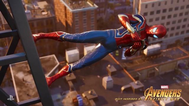 Hướng dẫn lấy bộ giáp Avengers siêu đẹp trong Marvels Spider-Man - Ảnh 2.