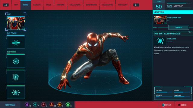 Hướng dẫn lấy bộ giáp Avengers siêu đẹp trong Marvels Spider-Man - Ảnh 1.