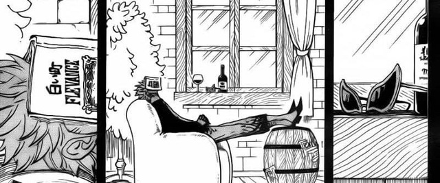 One Piece: Có lẽ nào niềm hạnh phúc lớn nhất của Thất Vũ Hải Doflamingo là được đeo kính - Ảnh 12.
