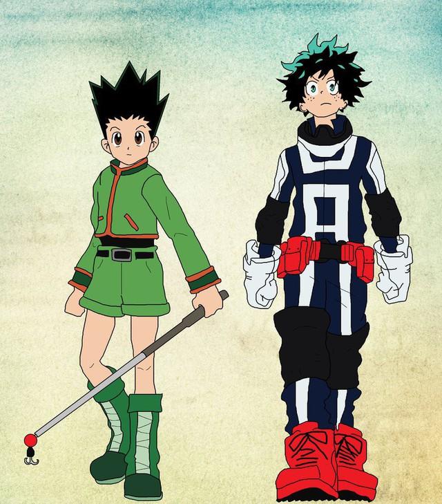 10 sự thật mà fan My Hero Academia cần biết về nhân vật chính Izuku Midoriya - Ảnh 2.