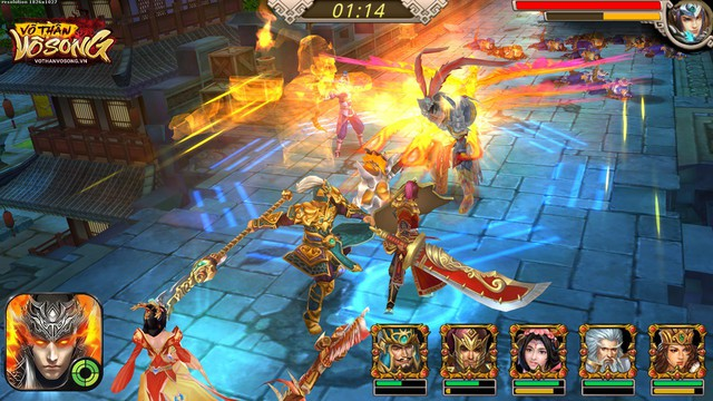 """Đây là 5 tính năng """"độc nhất vô nhị"""" của Võ Thần Vô Song mà game thủ chiến thuật không thể bỏ qua ngày 12/09 - Ảnh 2."""