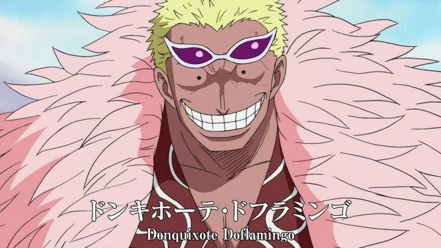 Vui là chính One Piece: Sự thật đầy bất ngờ đằng sau cặp kính bất ly thân của Doflamingo đã được các fan hé lộ - Ảnh 11.