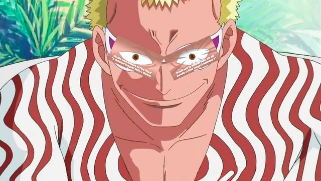 Vui là chính One Piece: Sự thật đầy bất ngờ đằng sau cặp kính bất ly thân của Doflamingo đã được các fan hé lộ - Ảnh 14.