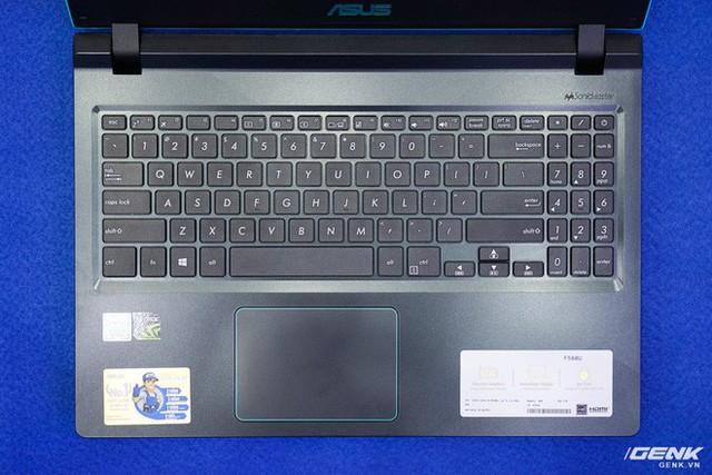 Cận cảnh laptop chơi game Asus F560 giá rẻ cho học sinh, sinh viên: GTX 1050, viền mỏng NanoEdge, sạc nhanh 50% trong 39 phút - Ảnh 11.