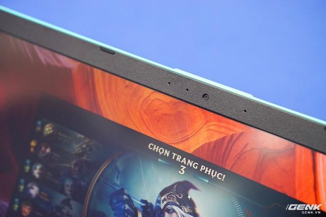 Cận cảnh laptop chơi game Asus F560 giá rẻ cho học sinh, sinh viên: GTX 1050, viền mỏng NanoEdge, sạc nhanh 50% trong 39 phút - Ảnh 12.