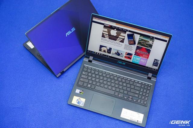 Cận cảnh laptop chơi game Asus F560 giá rẻ cho học sinh, sinh viên: GTX 1050, viền mỏng NanoEdge, sạc nhanh 50% trong 39 phút - Ảnh 13.