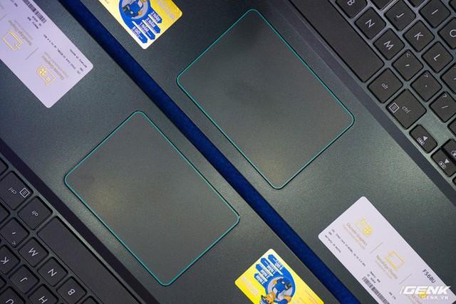 Cận cảnh laptop chơi game Asus F560 giá rẻ cho học sinh, sinh viên: GTX 1050, viền mỏng NanoEdge, sạc nhanh 50% trong 39 phút - Ảnh 7.