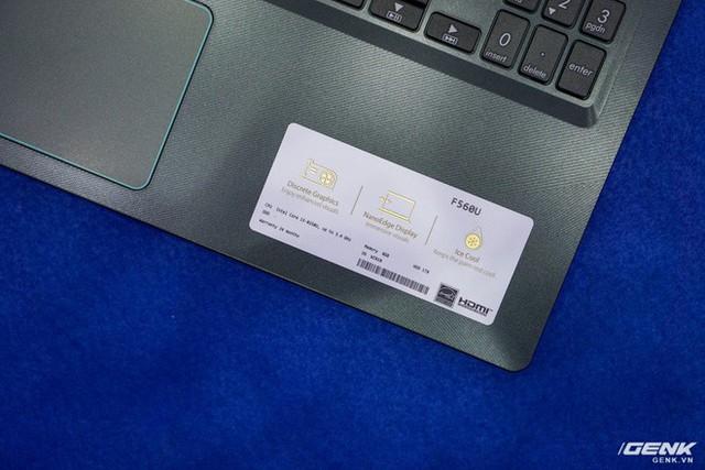 Cận cảnh laptop chơi game Asus F560 giá rẻ cho học sinh, sinh viên: GTX 1050, viền mỏng NanoEdge, sạc nhanh 50% trong 39 phút - Ảnh 8.