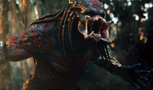 5 lý do bạn không nên bỏ qua sự đổ bộ của Quái Thú Vô Hình The Predator cuối tuần này - Ảnh 6.