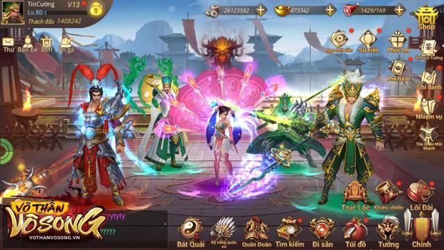 Võ Thần Vô Song: Bom tấn chiến thuật Tam Quốc trên mobile chính thức ra mắt HÔM NAY - Ảnh 2.