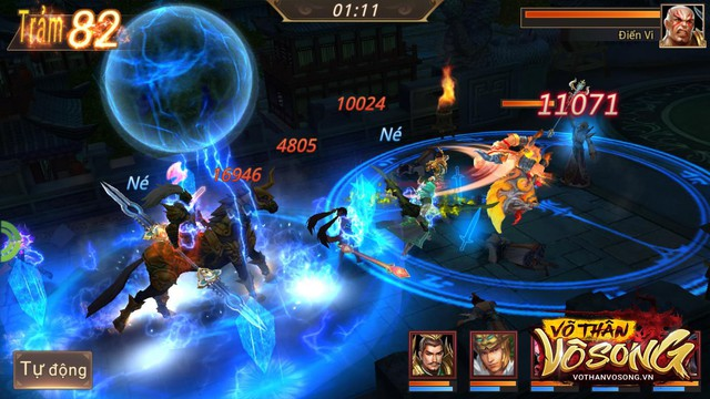 Võ Thần Vô Song: Bom tấn chiến thuật Tam Quốc trên mobile chính thức ra mắt HÔM NAY - Ảnh 6.