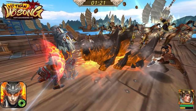 Võ Thần Vô Song: Bom tấn chiến thuật Tam Quốc trên mobile chính thức ra mắt HÔM NAY - Ảnh 7.