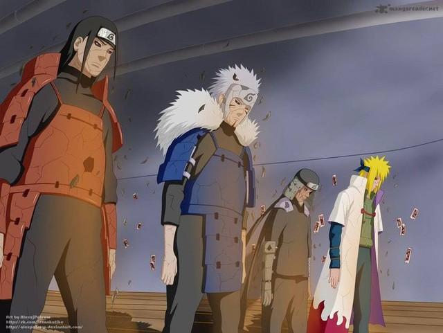 Những điều thú vị về cấm thuật Uế Thổ Chuyển Sinh- một thuật hồi sinh bá đạo trong Naruto - Ảnh 3.