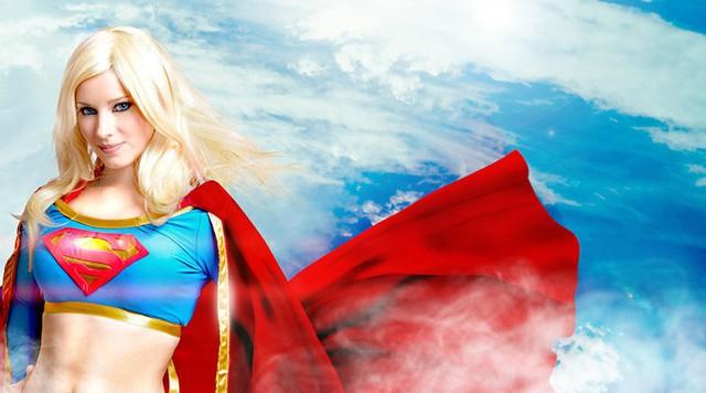 Cùng ngắm nhìn những màn cosplay Supergirl bỏng mắt từ dàn mỹ nhân trên khắp thế giới - Ảnh 6.