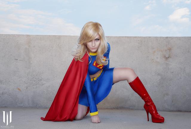 Cùng ngắm nhìn những màn cosplay Supergirl bỏng mắt từ dàn mỹ nhân trên khắp thế giới - Ảnh 7.