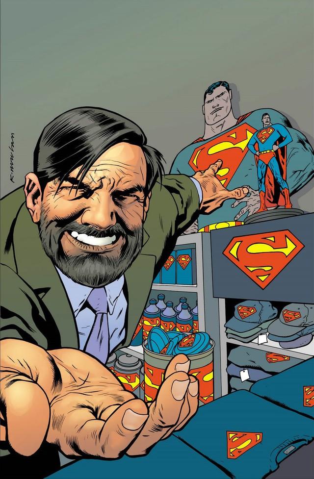 Comics Trivia: 8 lần Bố già Stan Lee xuất hiện trong thế giới truyện tranh Marvel - Ảnh 14.