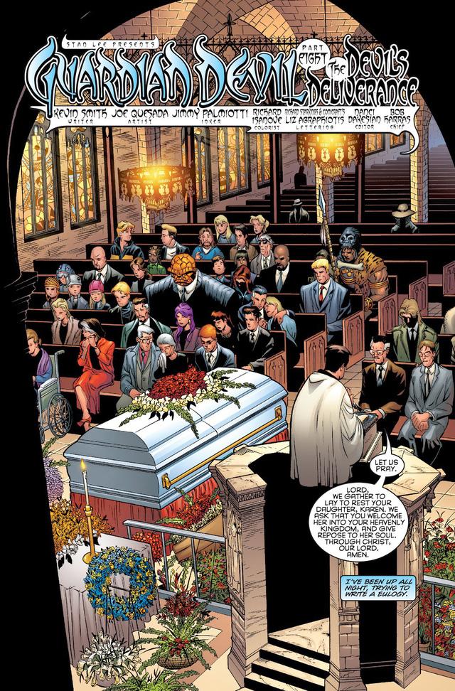 Comics Trivia: 8 lần Bố già Stan Lee xuất hiện trong thế giới truyện tranh Marvel - Ảnh 5.