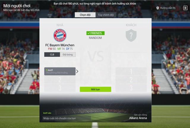 FIFA Online 4 tung big update tháng 9, cho phép 6 người vào đá cùng một trận siêu vui - Ảnh 2.