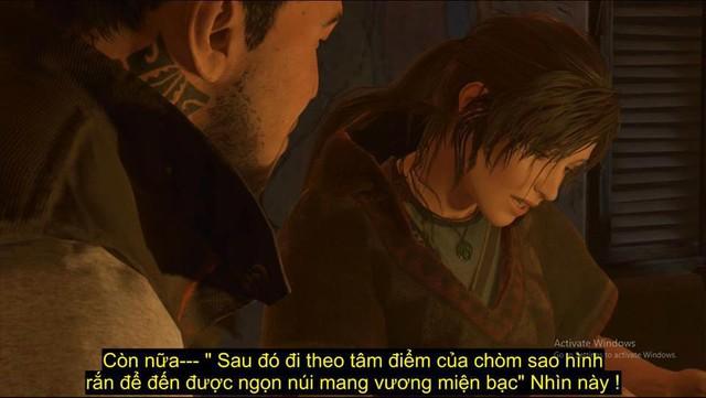 Xuất hiện game thủ tâm huyết nhất năm: Vietsub toàn bộ bom tấn vừa ra mắt Shadow Of The Tomb Raider - Ảnh 1.