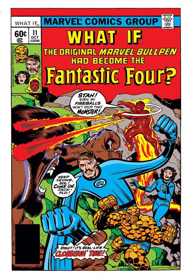 Comics Trivia: 8 lần Bố già Stan Lee xuất hiện trong thế giới truyện tranh Marvel - Ảnh 6.