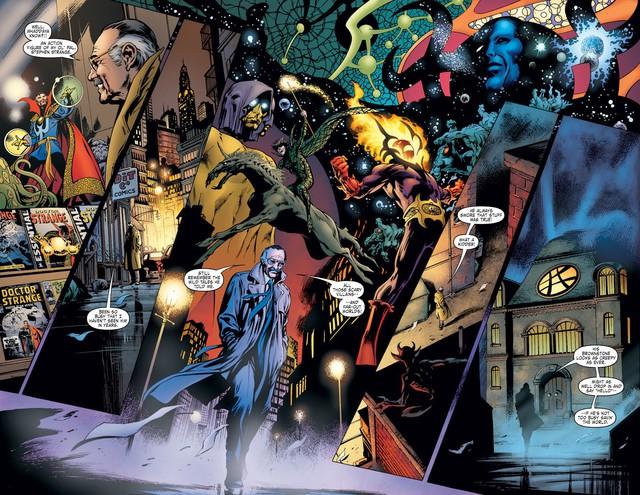 Comics Trivia: 8 lần Bố già Stan Lee xuất hiện trong thế giới truyện tranh Marvel - Ảnh 8.