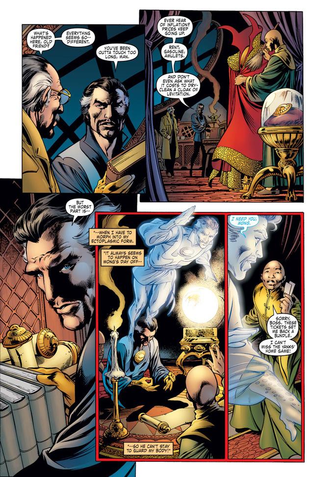 Comics Trivia: 8 lần Bố già Stan Lee xuất hiện trong thế giới truyện tranh Marvel - Ảnh 9.