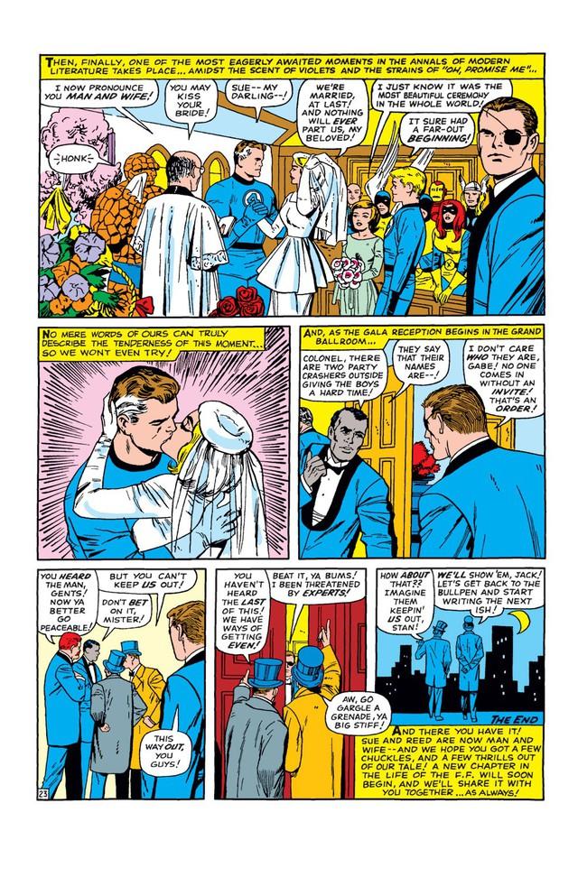 Comics Trivia: 8 lần Bố già Stan Lee xuất hiện trong thế giới truyện tranh Marvel - Ảnh 2.