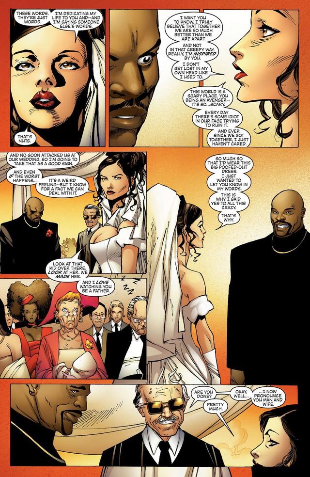 Comics Trivia: 8 lần Bố già Stan Lee xuất hiện trong thế giới truyện tranh Marvel - Ảnh 7.