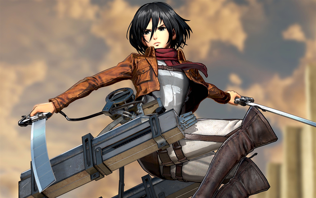 """11 thông tin thú vị về Mikasa Ackerman, nữ """"cường nhân"""" xinh đẹp và mạnh mẽ nhất trong Attack on Titan - Ảnh 2."""
