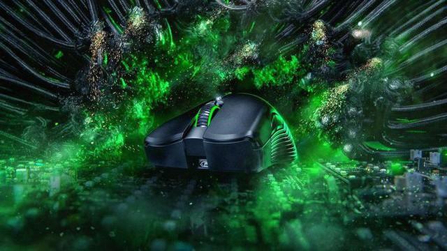 Razer Mamba Wireless phiên bản 2018: Cảm biến 5G, độ phân giải 16000DPI, thời lượng pin 50 giờ liên tục - Ảnh 2.