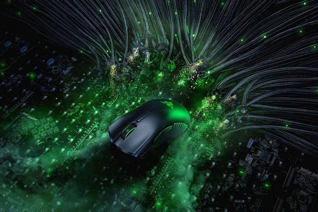 Razer Mamba Wireless phiên bản 2018: Cảm biến 5G, độ phân giải 16000DPI, thời lượng pin 50 giờ liên tục - Ảnh 3.