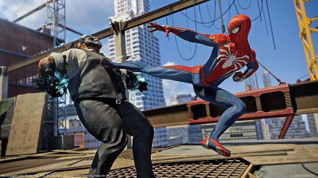 Đánh bại God of War, Marvels Spider-Man trở thành tựa game có khởi đầu thành công nhất lịch sử PlayStation - Ảnh 1.