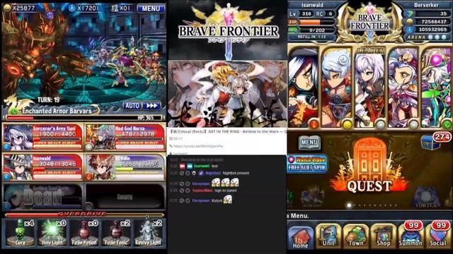 Brave Frontier: The Last Summoner - Game JRPG tuyệt hay mới mở cửa miễn phí toàn thế giới - Ảnh 5.