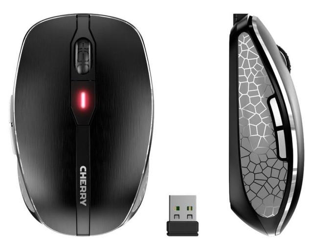 Cherry MW8 Advance - Chuột gaming không dây thú vị của... nhà sản xuất bàn phím cơ nổi tiếng - Ảnh 1.