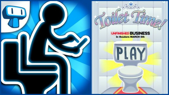 Toilet Time - Tựa game giết thời gian siêu siêu độc đáo ai cũng nên tải về chơi khi luyện công - Ảnh 1.