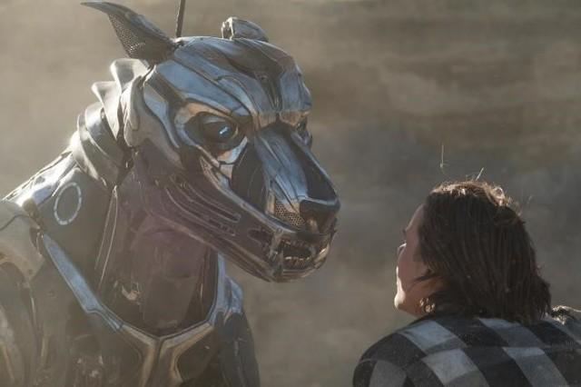 1001 lý do tại sao bạn không nên bỏ lỡ A-X-L Chú Chó Robot - Ảnh 1.