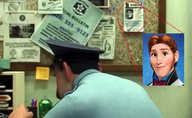 14 bí mật nho nhỏ trong phim hoạt hình Disney không phải ai cũng biết - Ảnh 12.