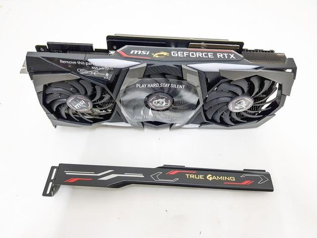 Đập hộp cặp đôi Gaming X Trio RTX 2080 và RTX 2080 Ti của MSI: To, nạc, mạnh mẽ - Ảnh 3.