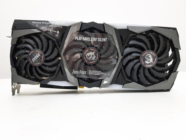 Đập hộp cặp đôi Gaming X Trio RTX 2080 và RTX 2080 Ti của MSI: To, nạc, mạnh mẽ - Ảnh 6.