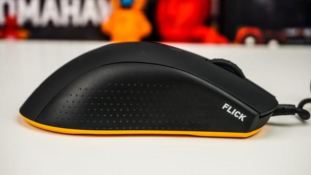 FNATIC Flick2 - Chuột chơi game đến từ đội eSport chuyên nghiệp, hoàn hảo không tì vết - Ảnh 8.
