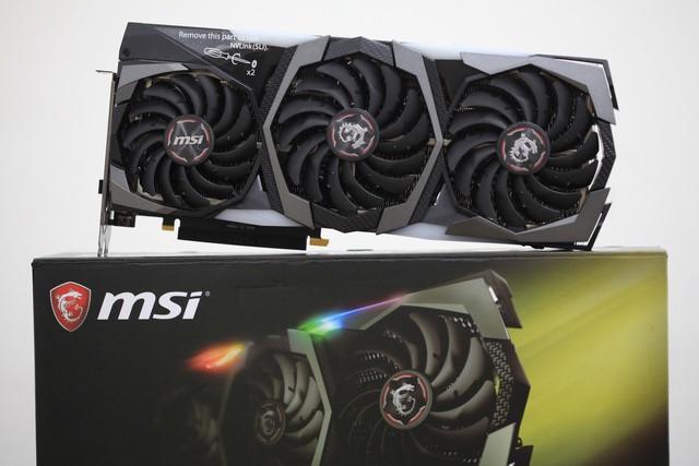 Đập hộp cặp đôi Gaming X Trio RTX 2080 và RTX 2080 Ti của MSI: To, nạc, mạnh mẽ - Ảnh 10.