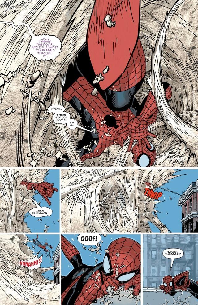 Comics Trivia: Sở hữu sức mạnh của Sandman, Spider-Man hóa Nhện Cát siêu khổng lồ - Ảnh 6.
