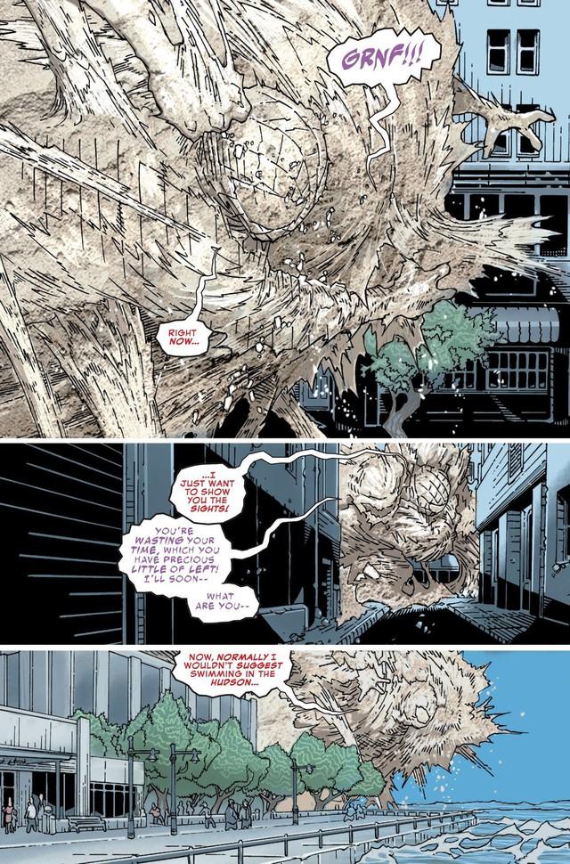 Comics Trivia: Sở hữu sức mạnh của Sandman, Spider-Man hóa Nhện Cát siêu khổng lồ - Ảnh 10.