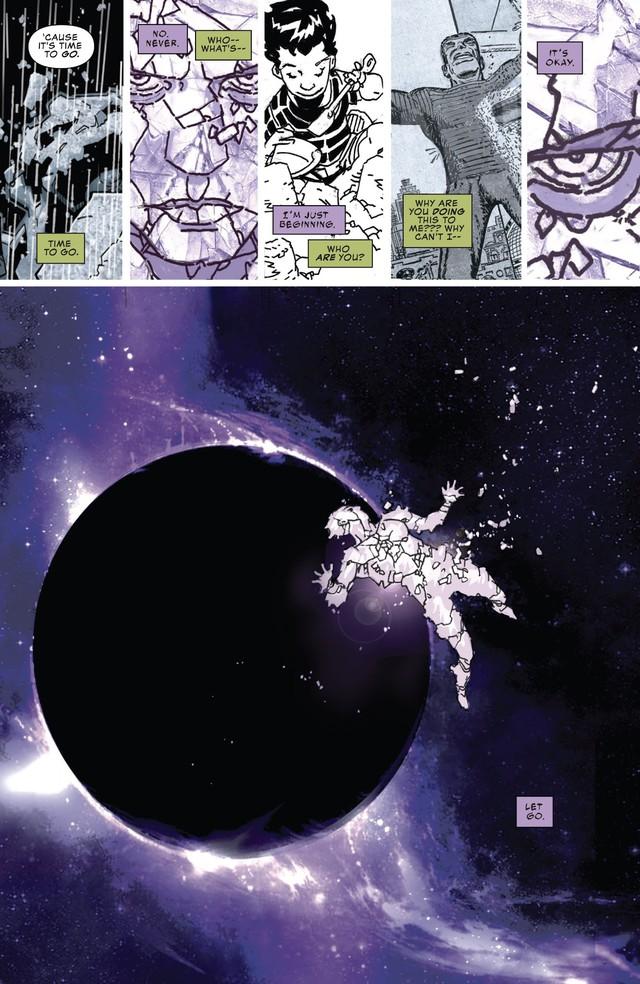 Comics Trivia: Sở hữu sức mạnh của Sandman, Spider-Man hóa Nhện Cát siêu khổng lồ - Ảnh 5.