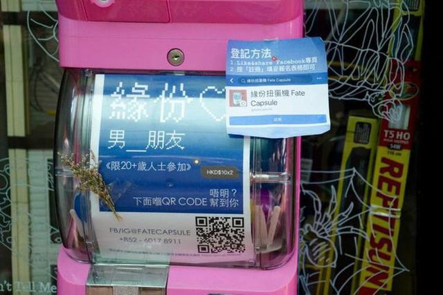 Tại Hồng Kông có hẳn một cỗ máy bán hàng thần kỳ, chuyên giúp FA tìm cuộc hẹn với người ấy - Ảnh 3.