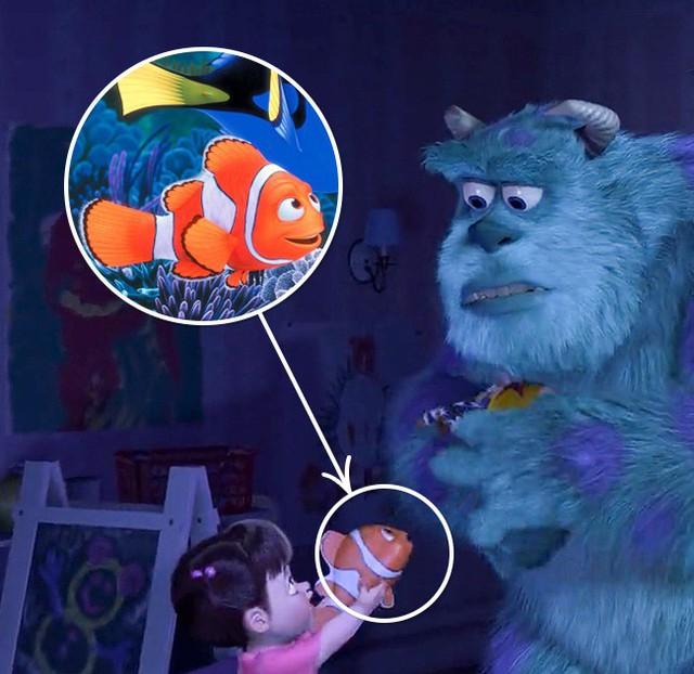 11 chi tiết bí mật của hoạt hình Disney có thánh cũng không biết được - Ảnh 2.